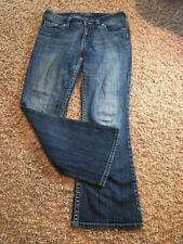 Womens Silver Suki Bootcut Jeans - Size 29/30