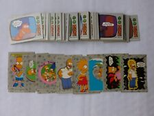 The Simpsons  Trading Cards and Sticker Cards 1991 - Bulk Lot