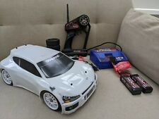 Traxxas 1/16 Vxl Rally, Speed Car Upgraded RTR new batteries and charger!