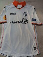 Football Jersey - Fc Valencia - Match Worn - Keita No42