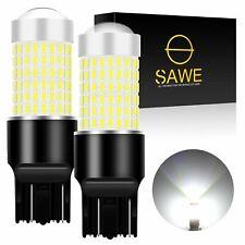 7440 7443 7441 LED Back Up Reverse Light Bulbs White 6000K Extremely Bright 2pcs