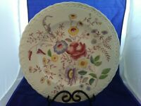 "Vernon Kilns ""Chintz"" Large Serving 14"" Platter Made in USA RR 6"