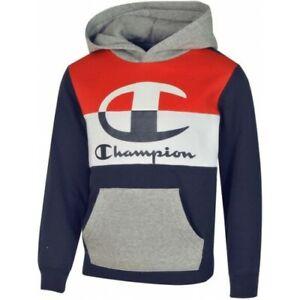 Sweatshirt Child CHAMPION Cotton Fleece Art. 304996 - 2 Colours