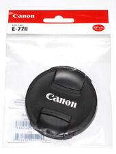 Canon Original Objektivdeckel 77mm Lens Cap E-77 II mit Innengriff (NEU/OVP)