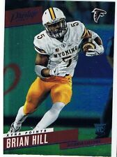 2017 PRESTIGE BLUE EXTRA POINTS ROOKIE CARD - BRIAN HILL(#278)