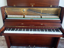 More details for welmar model c 120 cm height 1982 upright piano, perfect mint condition.