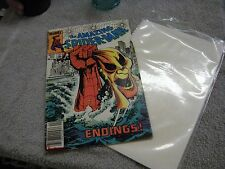 the amazing spider-man, marvel, #251,1984,endings,02457,vol 1, nr