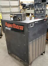 HYPERTHERM HT4400 PLASMA POWER SUPPLY CHILLER GAS CONSOLE IGNITION CONSOLE PLUS