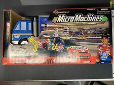 Micro Machines Jeff Gordon Speedway Rig 1999