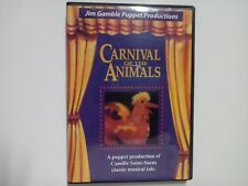 Jim Gamble Puppet Productions Carnival of the Animals DVD