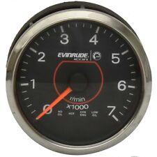 BRP Evinrude Johnson Boat Tachometer Gauge 765463 | Icon Basic 4 Inch