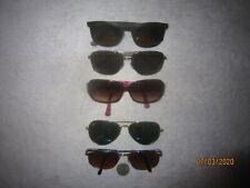 Mix Lot of 5 Ray-Ban P-Marc Jacobs-Coach-Rb 3025 Aviator L-Serengeti Sunglasses