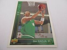 Carte NBA UPPER DECK 1993-94 FR #49 Dino Radja Boston Celtics