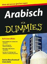 Arabisch für Dummies von Clara Seitz und Amine Bouchentouf (2009, Taschenbuch)