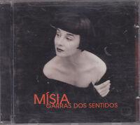MISIA - garras dos sentidos CD