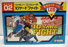 10 YARD FIGHT  - IREM FAMICOM FC NES NINTENDO IMPORT JAPAN