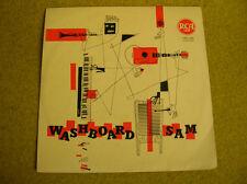 LP 10'' -25 cm WASHBOARD SAM-FR PRESS RCA 130.256