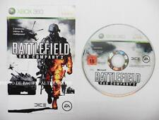 jeu BATTLEFIELD BAD COMPANY 2 sur xbox 360 en francais game spiel juego loose