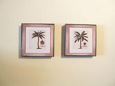 2 DOLLS HOUSE miniatura Palma stampe P1