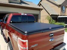 Truxedo 297701 TruXport Soft Roll-Up Tonneau Cover for 2015-2020 Ford F-150 5.5