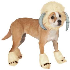 Star Wars Wampa Pet Costume Dog Dogloveit with ear and Gift [podotheca] sheepWig