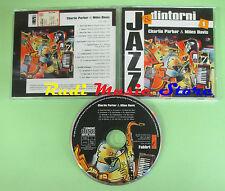 CD CHARLIE PARKER & MILES DAVIS Jazz & dintorni 1997 FABBRI (Xs4) no lp mc dvd