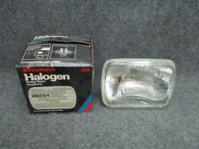 Sylvania 6054 Halogen Headlamp Bulb Headlight 3 lug NORS 6052