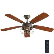 Home Decorators Collection Toledo 52 in. Oil-Rubbed Bronze Ceiling Fan