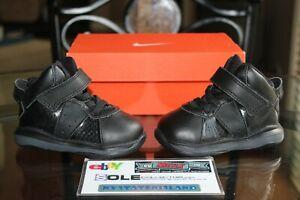 Deadstock Nike Lebron 8 VIII Black Toddler Kid's(TD) Size 4C