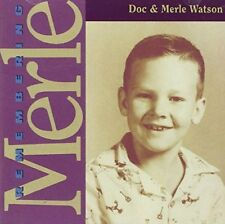 Doc and Merle Watson - Remembering Merle [CD]