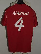 MAGLIA CALCIO SHIRT TRIKOT CAMISETA MAILLOT MATCH WORN FC RENENS APARICIO 4