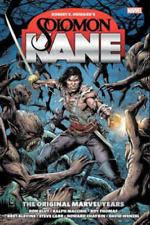 Solomon Kane: The Original Marvel Years Omnibus by Robert E Howard #51894