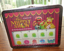 The Muppet Show Dominoes Collectible Tin – Brand New