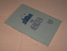 The Herioter 1965 George Heriot's School Edinburgh Magazine Yearbook Rugby