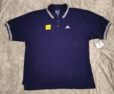 Adidas FIFA Womens World Cup USA 1999 Polo Shirt Sz XL NOS NWT Vintage