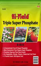 Hi-Yield Triple Super Plant Growth Flower fertilizer Phosphate phosphorous 4LB