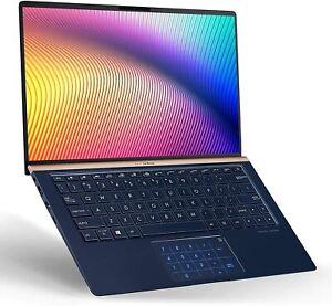 ASUS ZenBook 13 Ultra-Slim Laptop 8th-Gen Intel Core i7- UX333FA-AB77 Royal Blue
