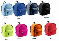 Kinder Rucksack Backpack Kindergarten Kindergartenrucksack viele Farben zur Wahl