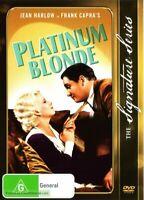 Platinum Blonde (DVD Movie) Brand New, Region: 4