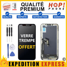 ECRAN LCD IPHONE X QUALITE OLED VITRE TACTILE COMPLET + OUTILS