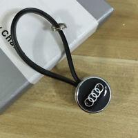 UK Seller AUDI Key Ring *NEW* Audi Teardrop Effect Keyring