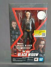 S.H.Figuarts Black Widow BANDAI SPIRITS Japan NEW***