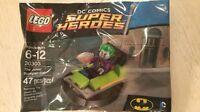 Lego DC Comics Super Heroes The Joker Bumper Car 30303 Polybag NEW FREE SHIPPING