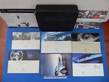 2007 Mercedes C230 Kompressor C280 C350 4Matic Sport Owners Manuals Set # 93016
