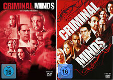 Criminal Minds - Die komplette 3. + 4. Staffel                       | DVD | 444