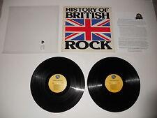 History of British Rock Kinks, Animals, Clapton CRC Press EXC ULTRASONIC CLEAN