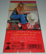 "KYLIE MINOGUE Hand on Your Heart JAPAN 3"" MAXI CD SINGLE 11B3-45 PROMO STICKERS"