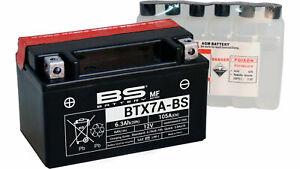 """Motorroller Batterie """"YTX7A-BS"""" wartungsfrei mit Zubehör"""