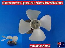 Microwave Oven Spare Parts Exhaust Fan With Motor YJ62-9A(01)  (B93) Brand NEW