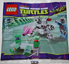 Lego Teenage Mutant Ninja Turtles Kraang Laser Turret Polybag 30270 Minifig New